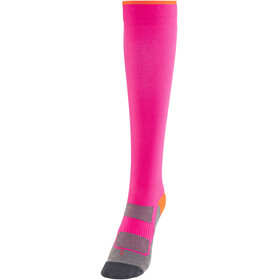 Gococo Compression Superior - Calcetines Running - rosa